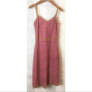 NWT Vintage Betsey Johnson Size Medium Embroidered